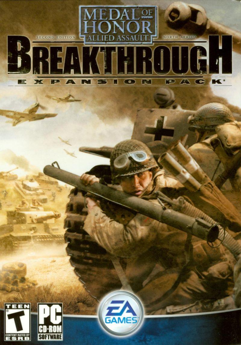 Medal of Honor Allied Assault  Breakthrough Windows Mac