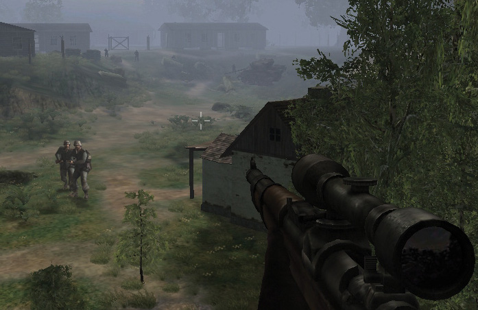 Sniper Art of Victory Windows game  Mod DB