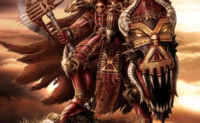 Chaos Khorne Lord Image Mod Db