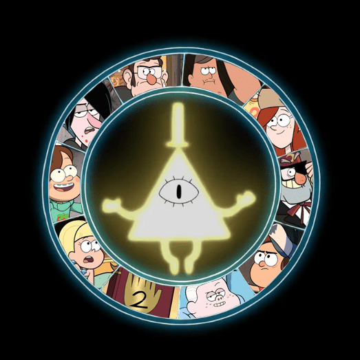 Gravity Falls Wallpaper Engine People On The Cipher Wheel Image Gravity Falls Mod Db