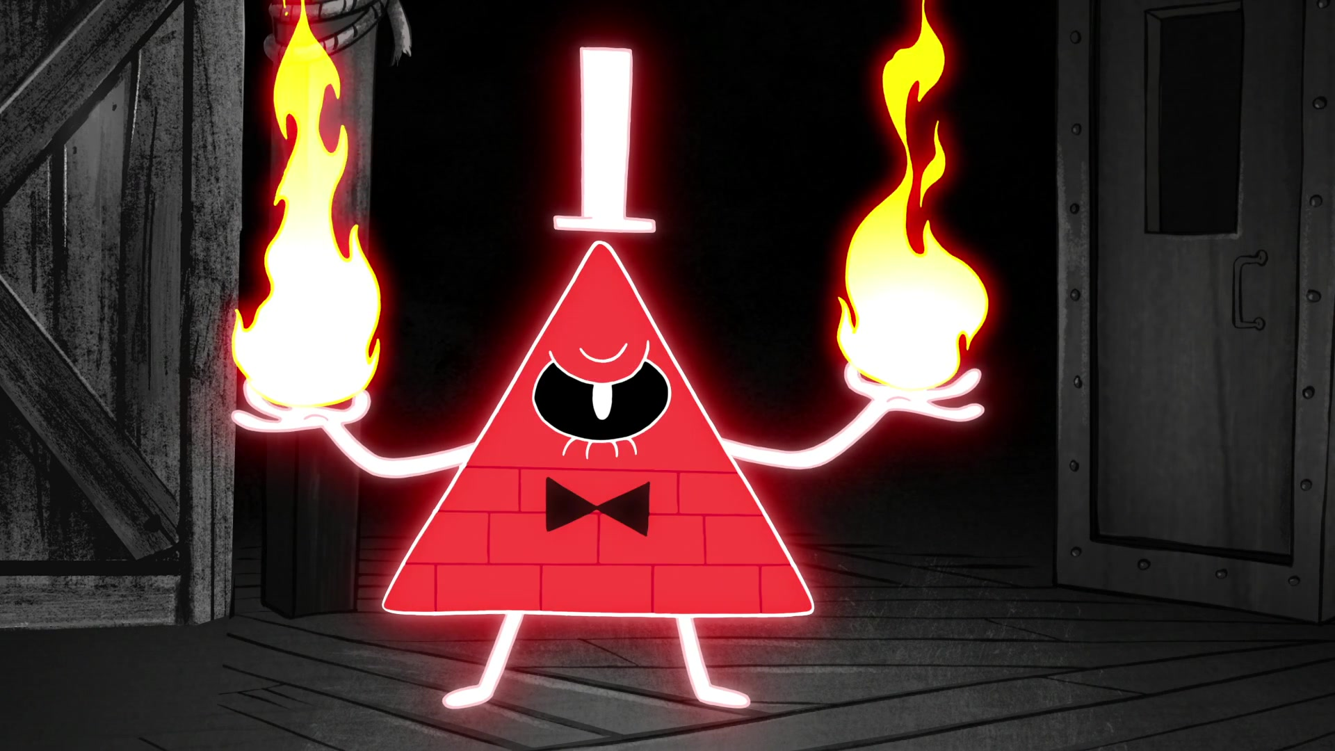 Gravity Falls Wallpaper For Android The Fury Of Bill 1 Image Gravity Falls Mod Db