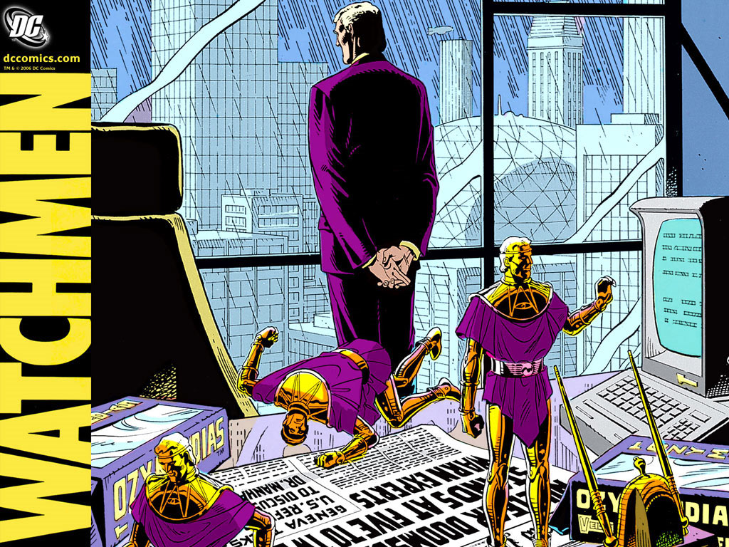 Literature Quotes Wallpapers Watchmen Image Cartoon Dungeon Mod Db