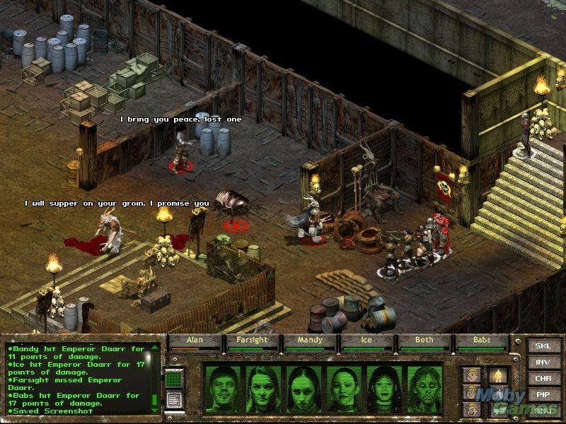 Fallout Tactics image  Turnbased strategy fans  Mod DB