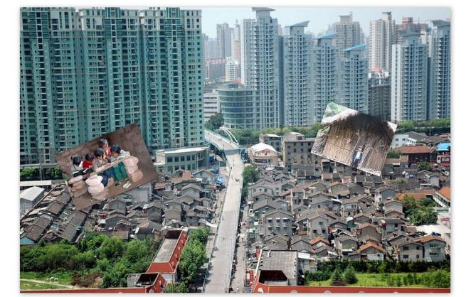 Image result for poor china in the past today rich china