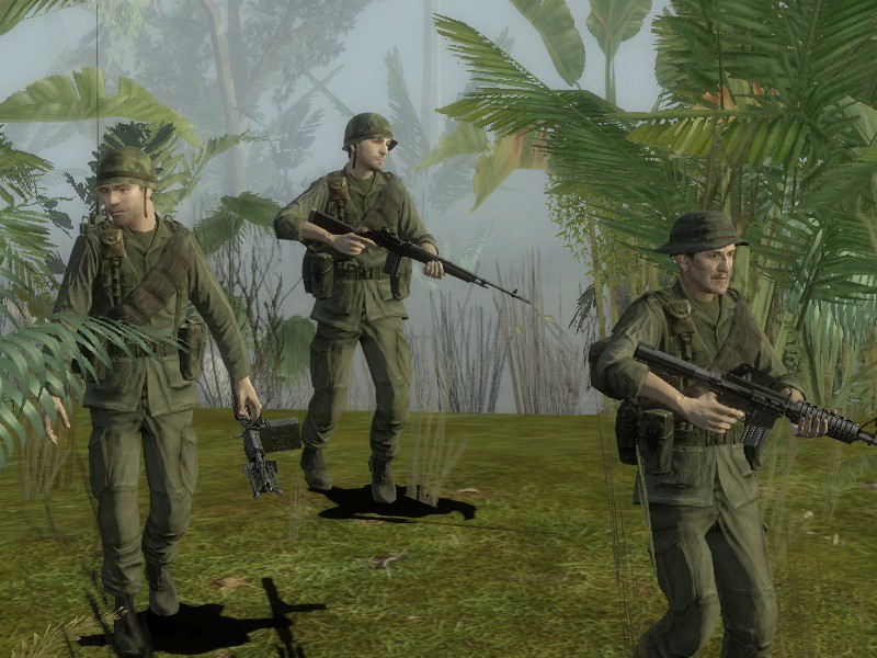 Troops in Vietnam image  Garrys Mod ScreenShots  Movies