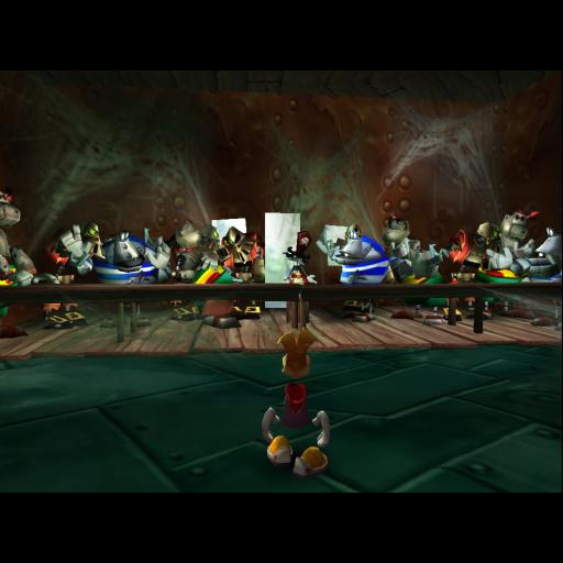 Rayman 3 Gallery Image Mikplayeur Mod DB