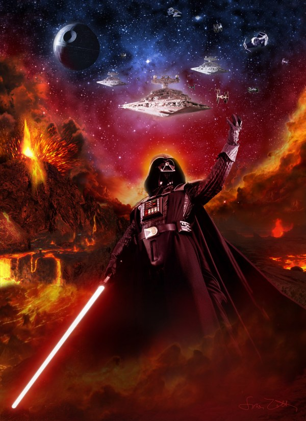Rise Of Lord Vader - Empire Acuss