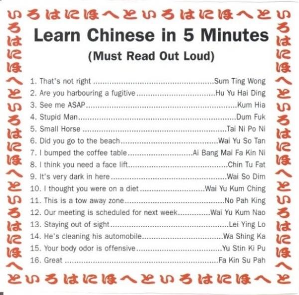 Laugh Out Loud Jokes English