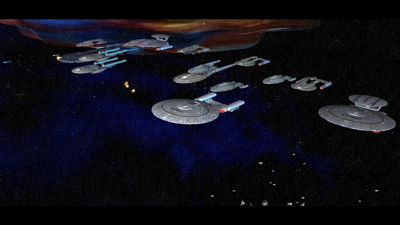 Federation Fleet Image Admiral Ash Mod DB