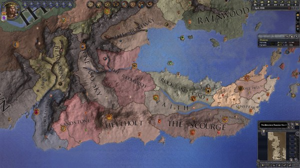 Ck2 Broken Kingdoms Mod - Year of Clean Water