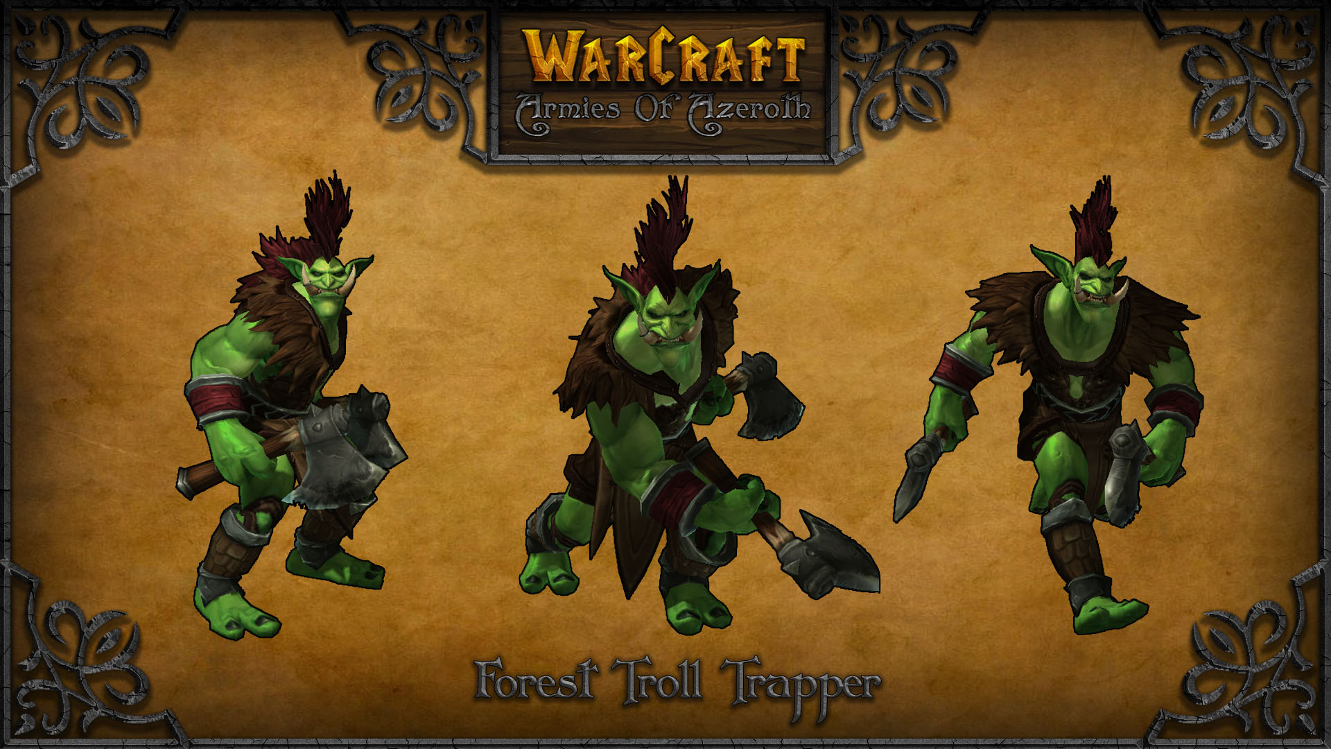 Comming Soon News Warcraft Armies Of Azeroth Mod For