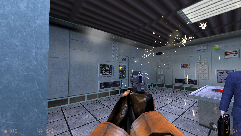 Half Life Source Windows Game