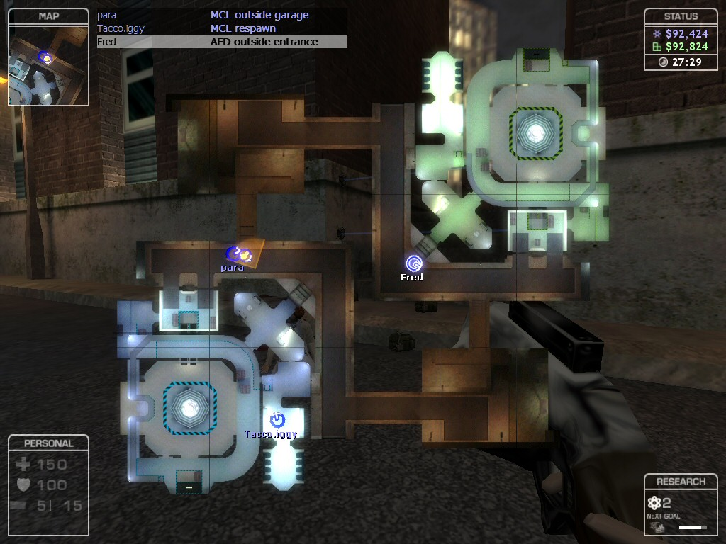 Science And Industry Mod For Half Life