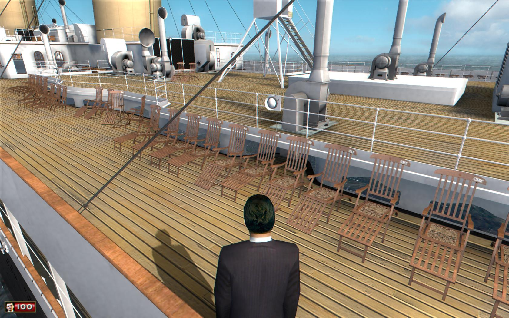 Titanic Deck Chair Adding Deckchairs Image Mafia Titanic Mod For Mafia The