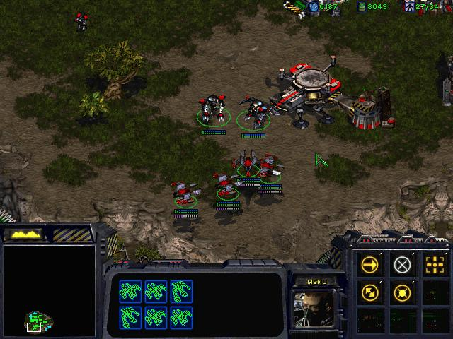 terran units with shield