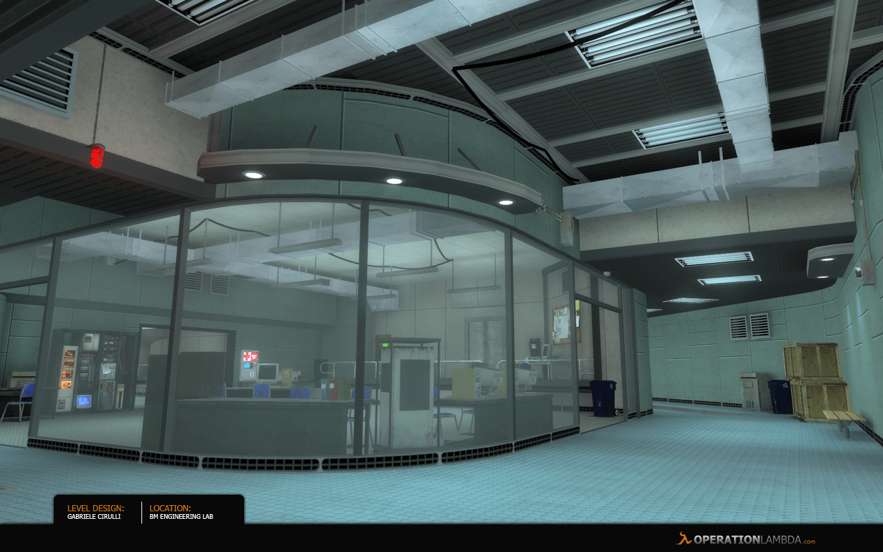 Black Mesa Engineering Lab Image