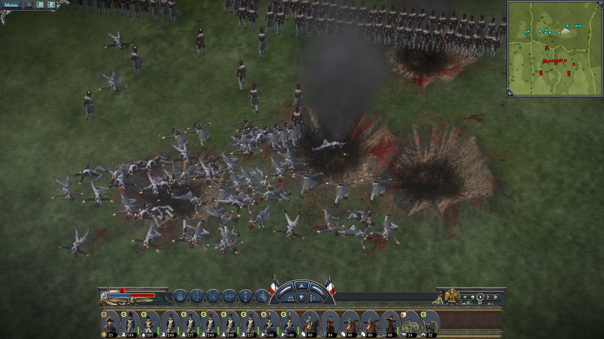 New Effects Image Napoleon Order Of War Mod For Napoleon Total War Mod DB