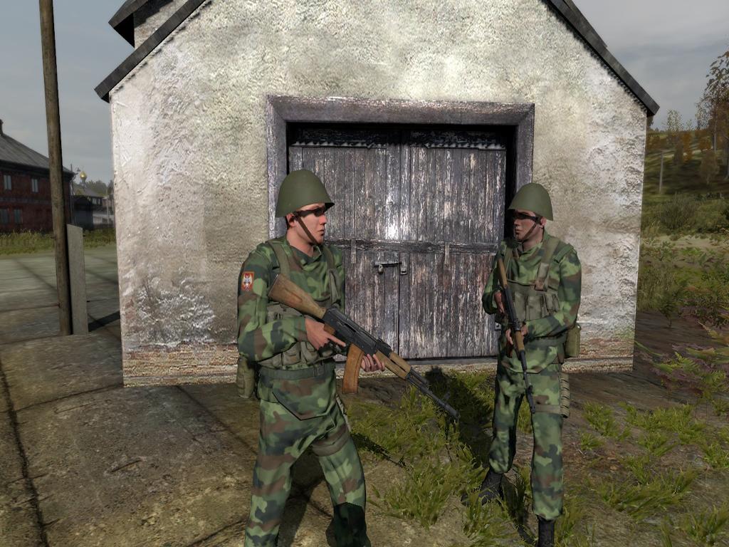Kosovo Legend Mod For ARMA 2 Mod DB