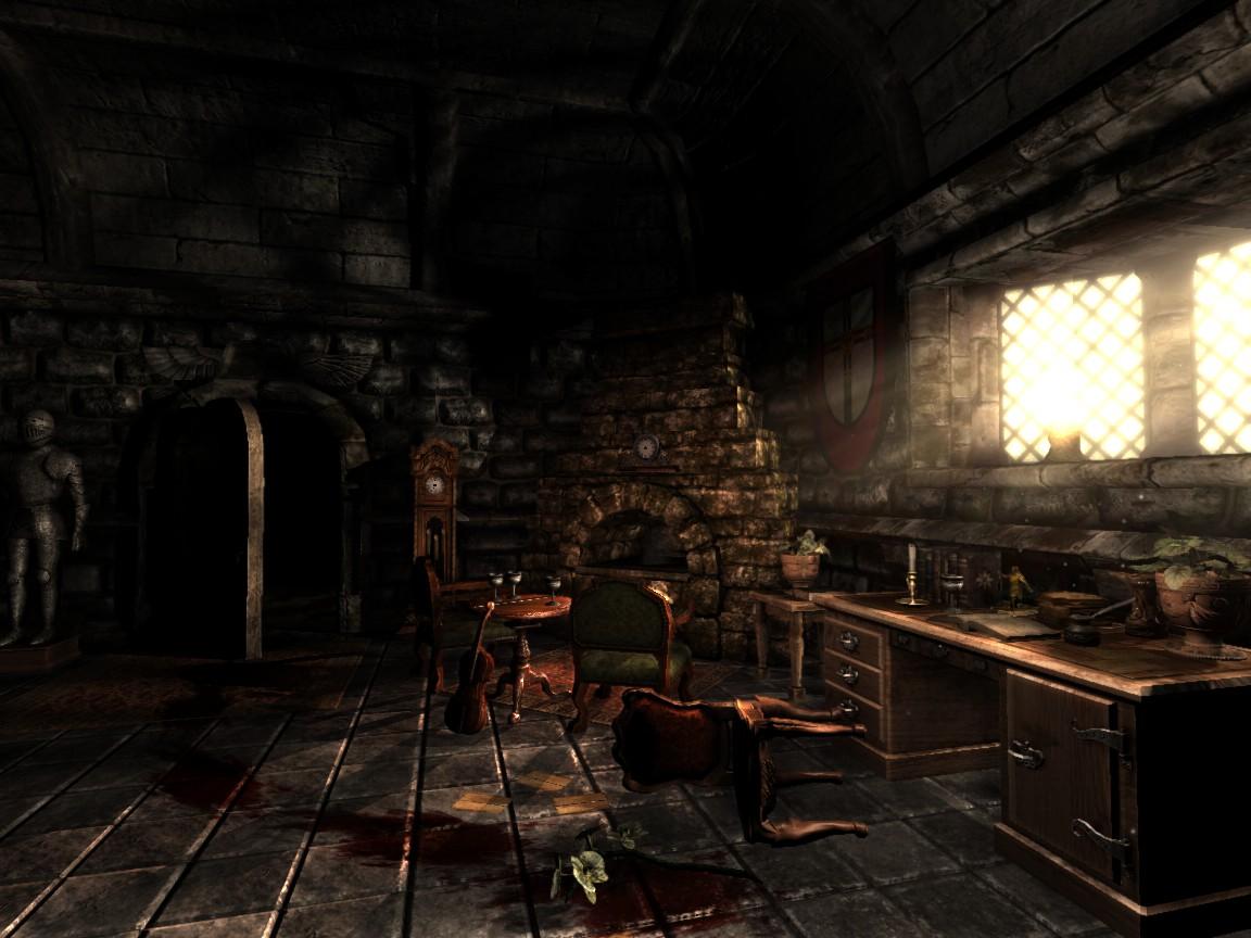 Dark Souls Animated Wallpaper Miller Castle Guest Room Sun Set Image The Hands