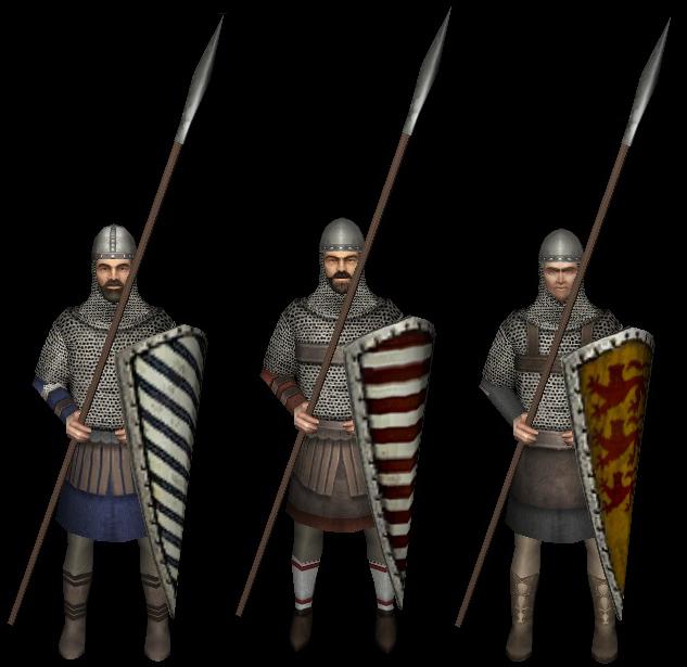 Medieval Soilders