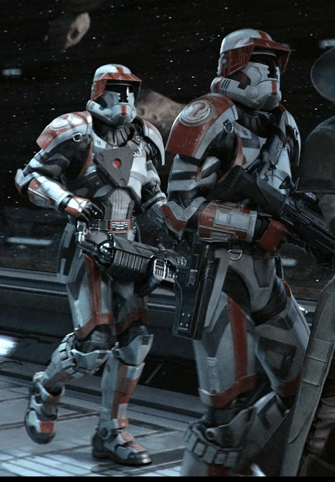 Swtor Republic Trooper Armor