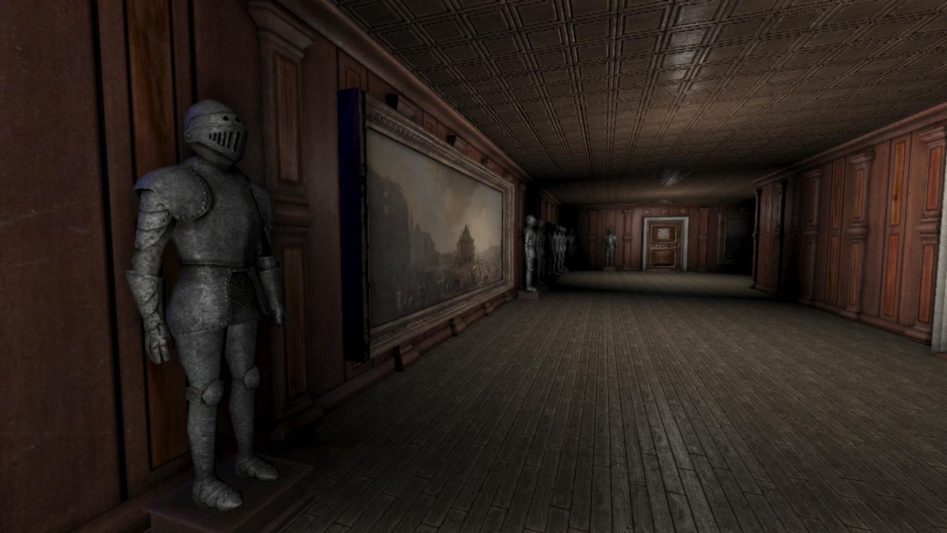 Mansion Escape Chapter 2 mod for Amnesia The Dark Descent