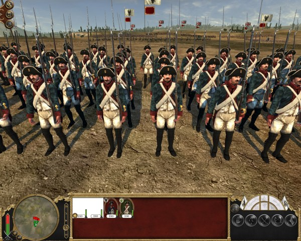 Empire Total War Darthmod Battle 1 Great Britain Prussia