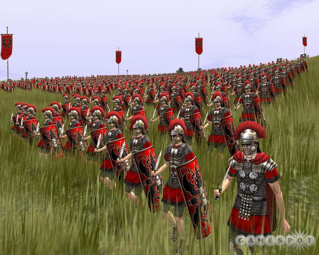 Factions Rome Total War Campaign