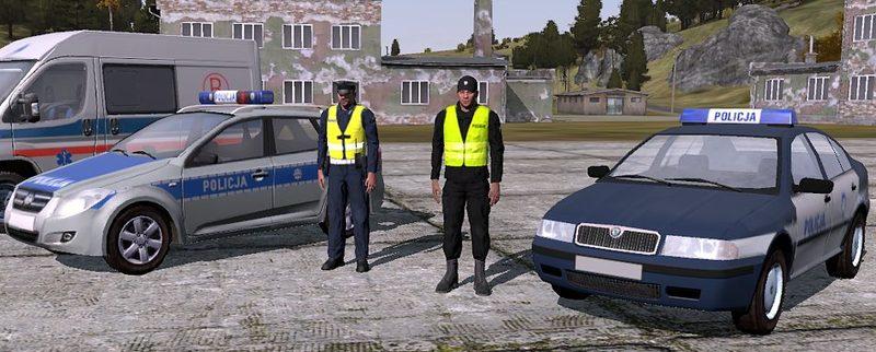 Police From Polish Arma2 Addon Image Mod DB