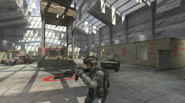 Fixed Acog Scar Mw2 Mod Call Of Duty 4 - Year of Clean Water