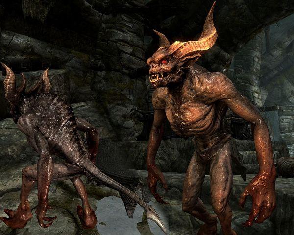 Werewolf Skyrim Mod Transformation - Exploring Mars