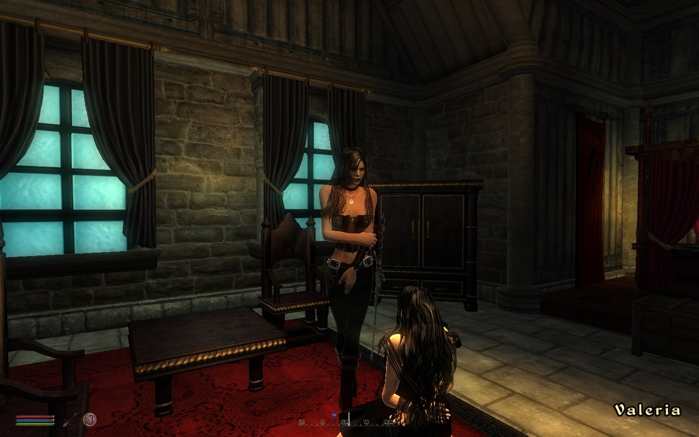 Chorrol Home Bedroom image  Unholy Darkness mod for Elder Scrolls IV Oblivion  Mod DB