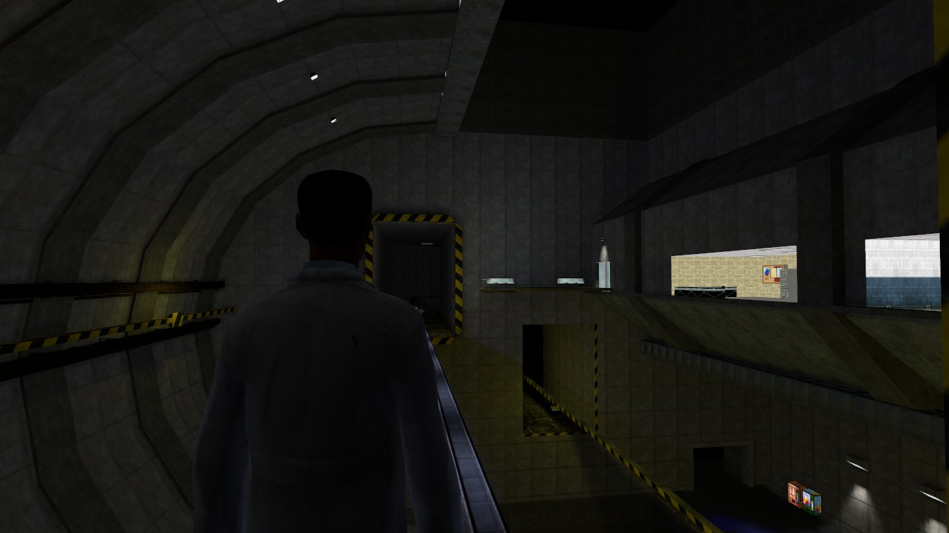 Project L Mod For Half Life 2