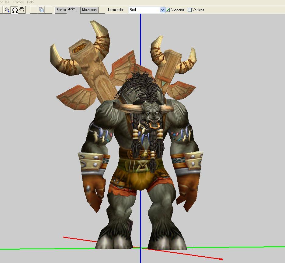 Tauren Chieftain image  World of Warcraft The Frozen