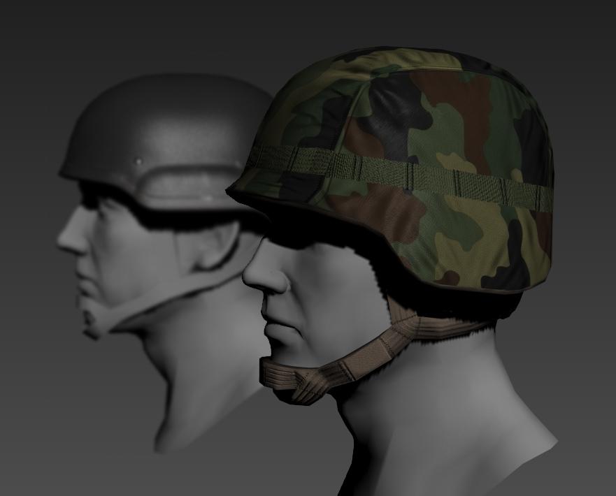 M 97 Adjusted Textures Image Serbian Armed Forces SAF