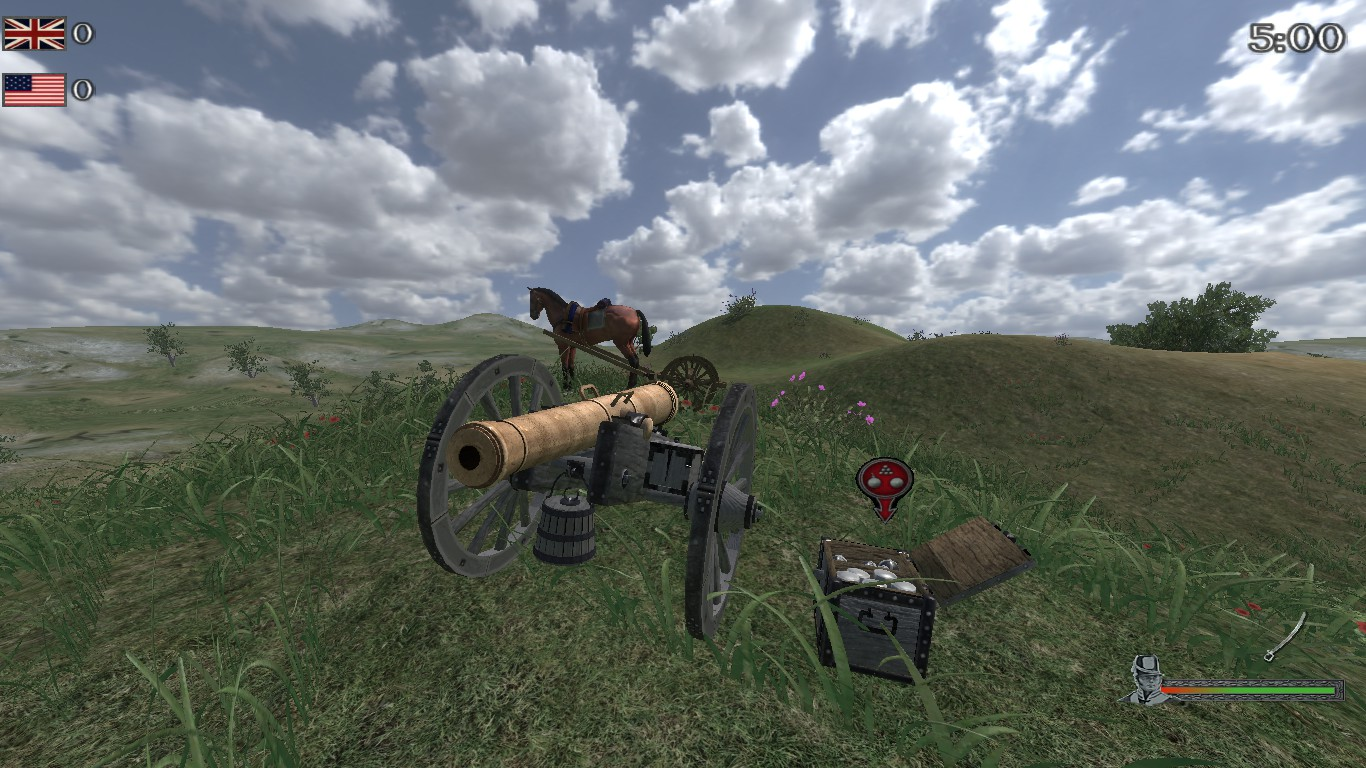 British Cannon Image