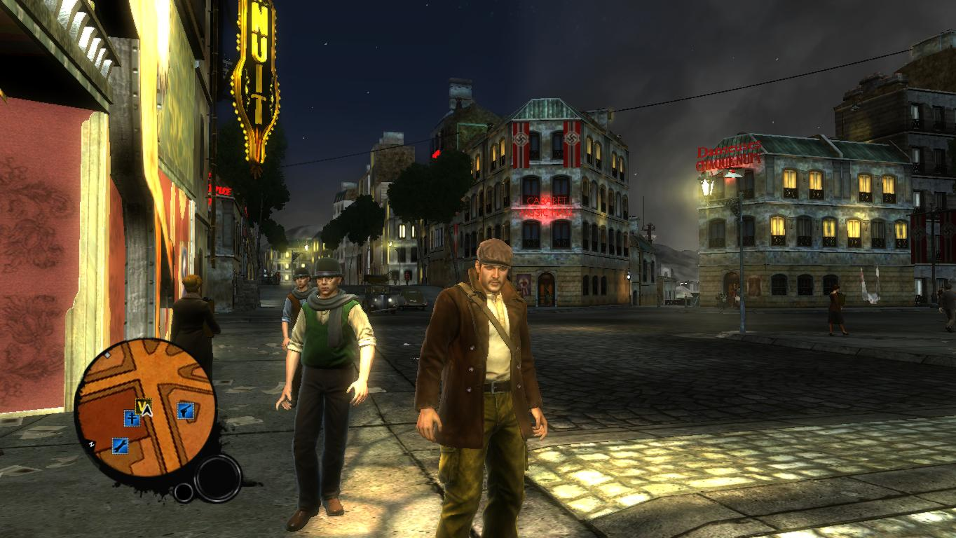 Wallpaper Hello Fall New Flags And New Clothes Mod For The Saboteur Mod Db