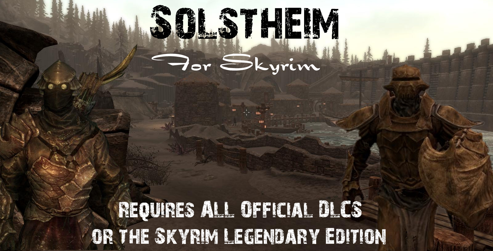 Solstheim V26 mod for Elder Scrolls V Skyrim  Mod DB