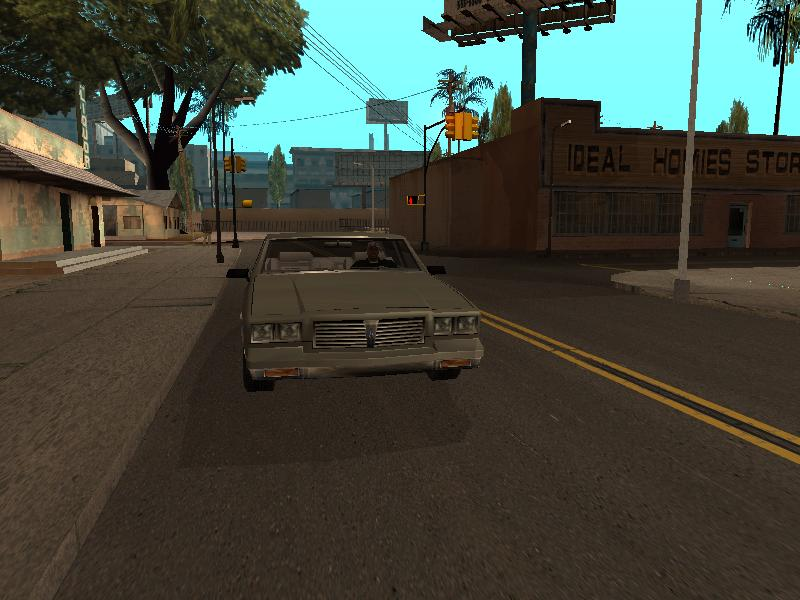 Image 3 - Grand theft auto Los Angeles, mod for Grand Theft Auto: San Andreas - Mod DB