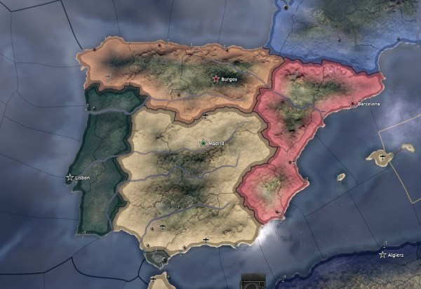 Hearts Of Iron Kaiserreich Mod - Year of Clean Water