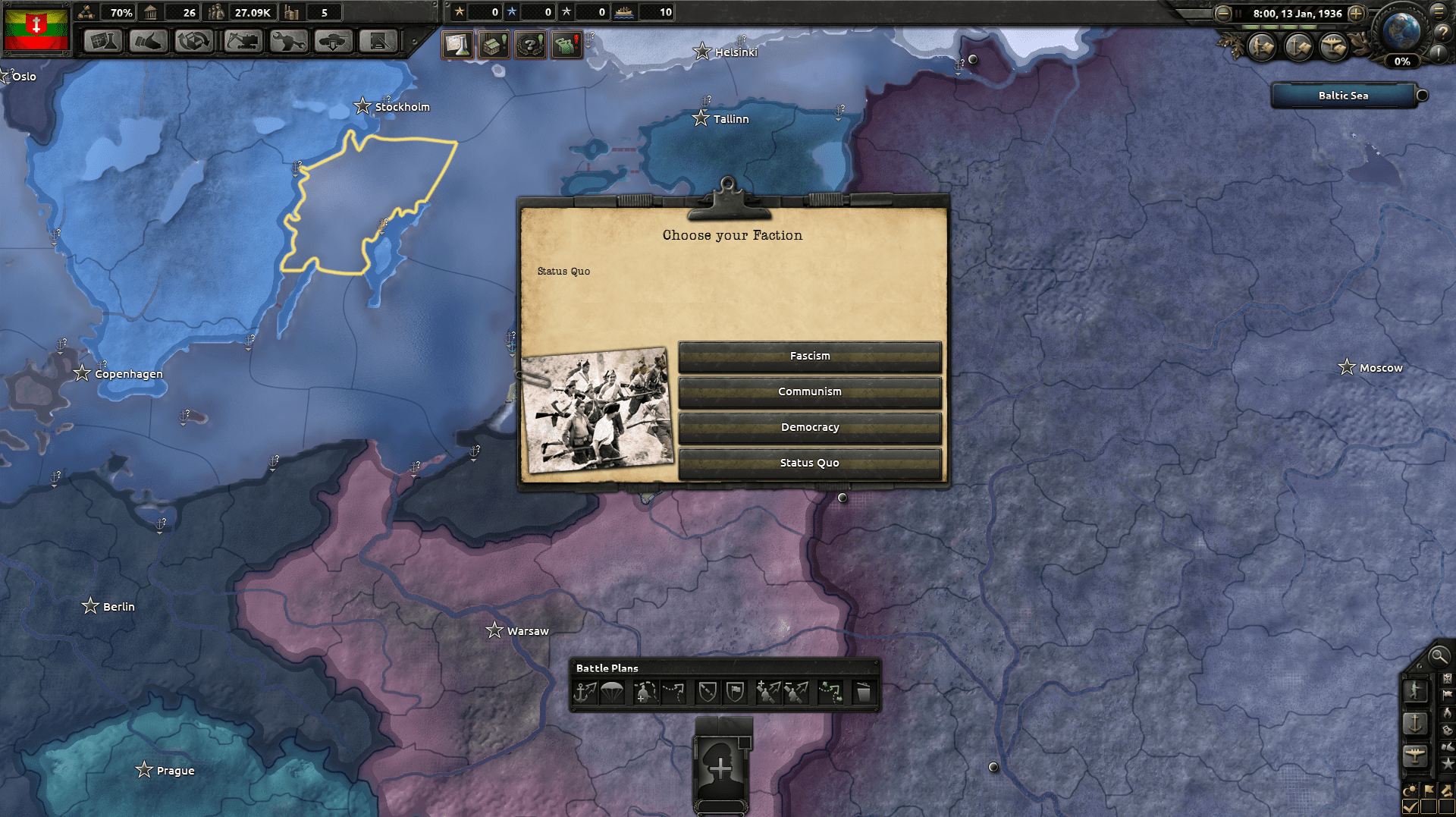 Customized Nations mod for Hearts of Iron IV  Mod DB