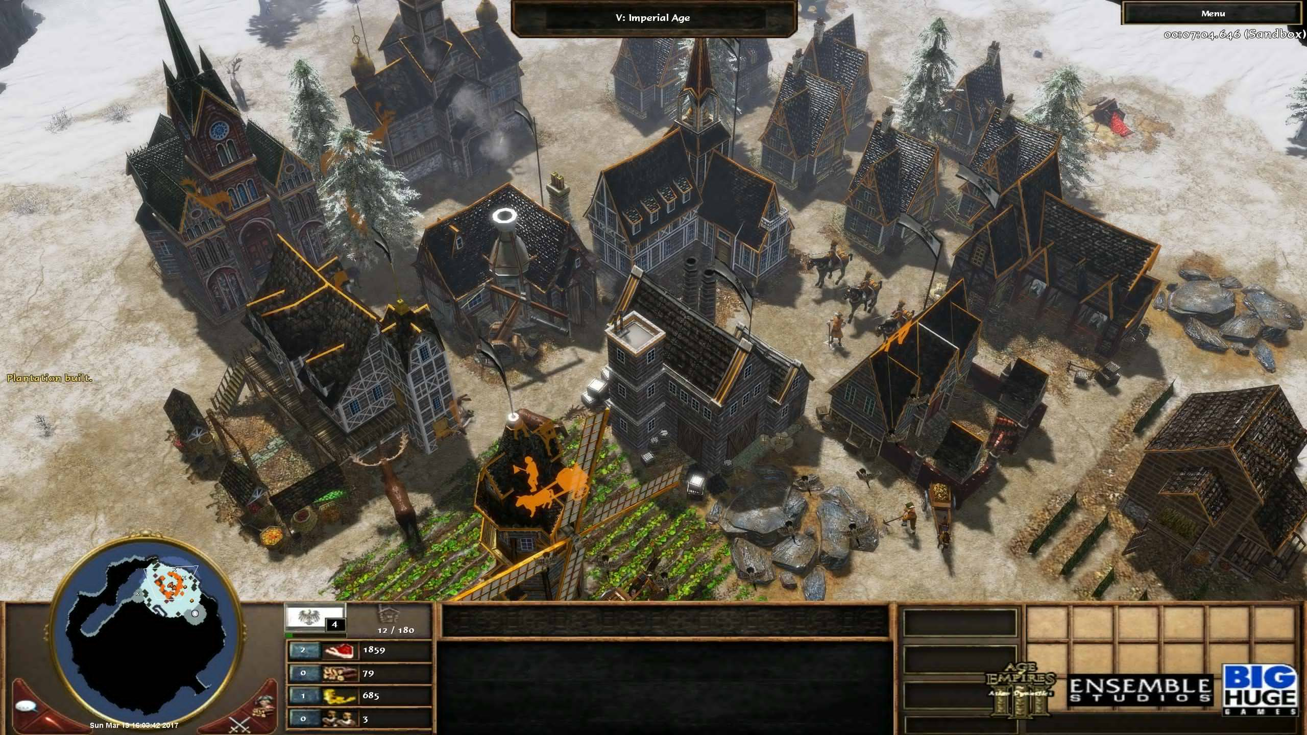 German Imperial Age image - Graphics Mod (Age of Empires III) for Age of Empires III: The Asian Dynasties - Mod DB