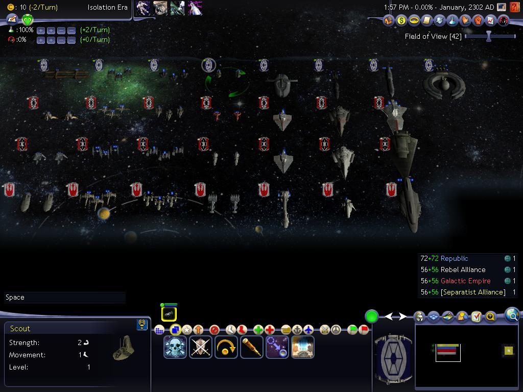 Image 6  Star Wars Frontier Plus mod for Civilization IV Beyond the Sword  Mod DB