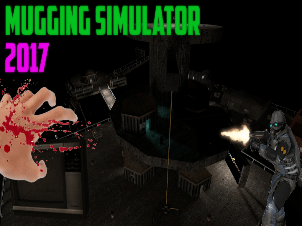 Mugging Simulator Mod For Half Life 2