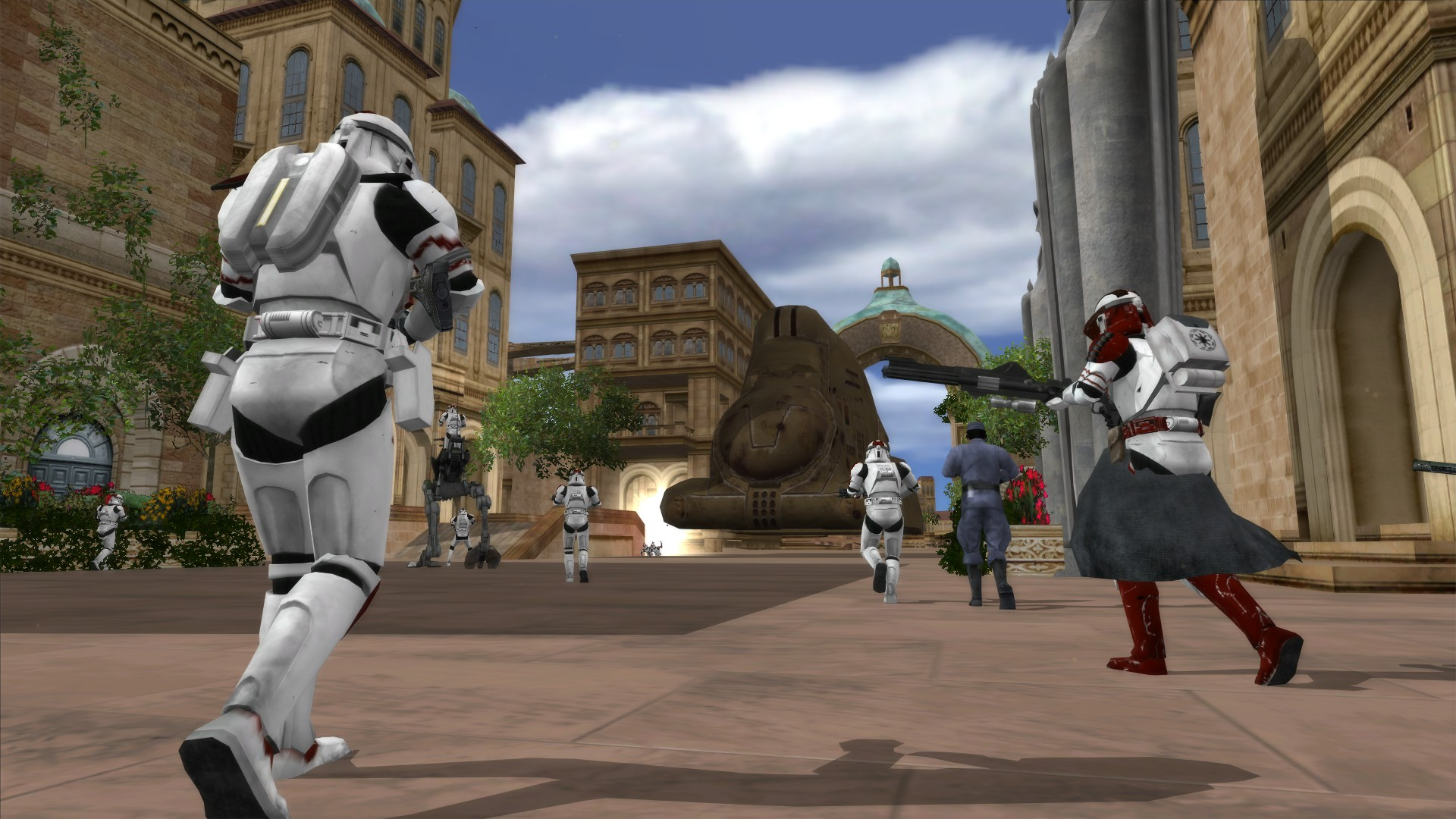 Images Naboo Assault On Theed Mod For Star Wars