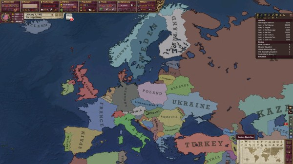 Victoria Ii Map Modern Age - Year of Clean Water