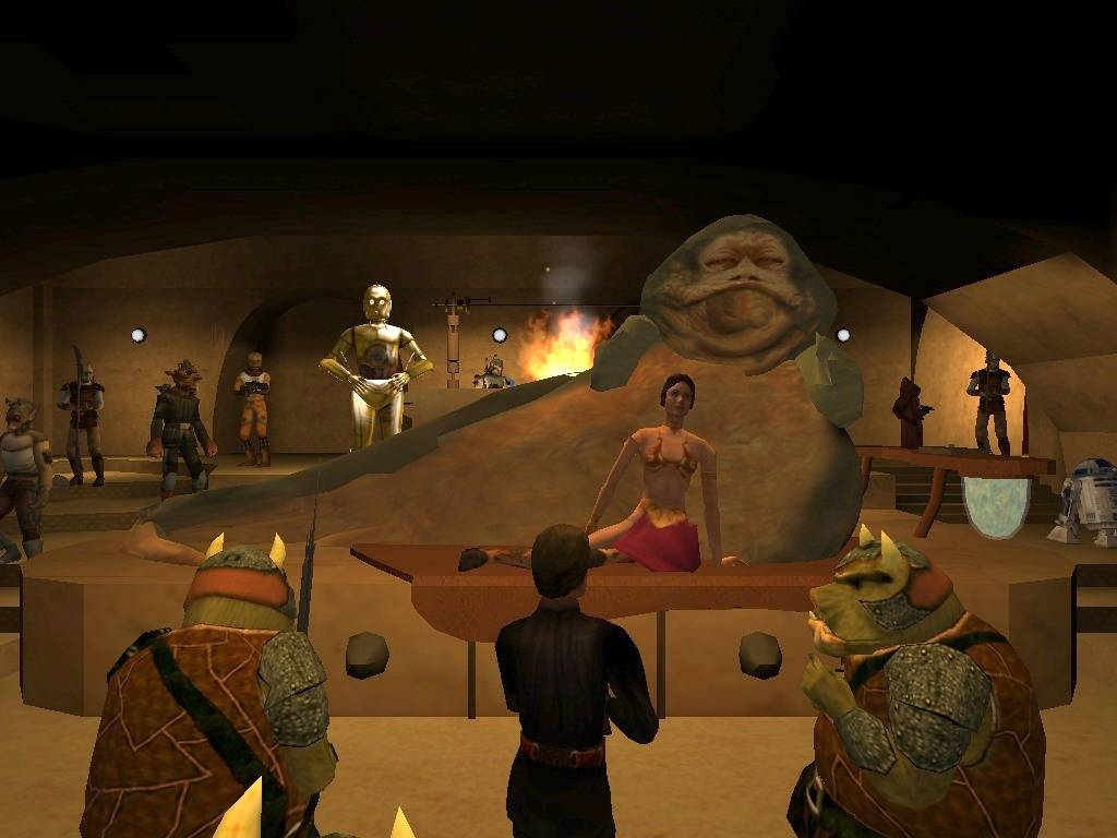 Star Wars Episode Vi Escape From Jabba S Palace Sp Mission Image
