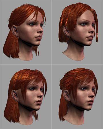 Dragon Age Origins Tucked Hair : dragon, origins, tucked, Image, Tmp7704, Replacements, Tucked, Hair,, Qunari, Update, Dragon, Origins