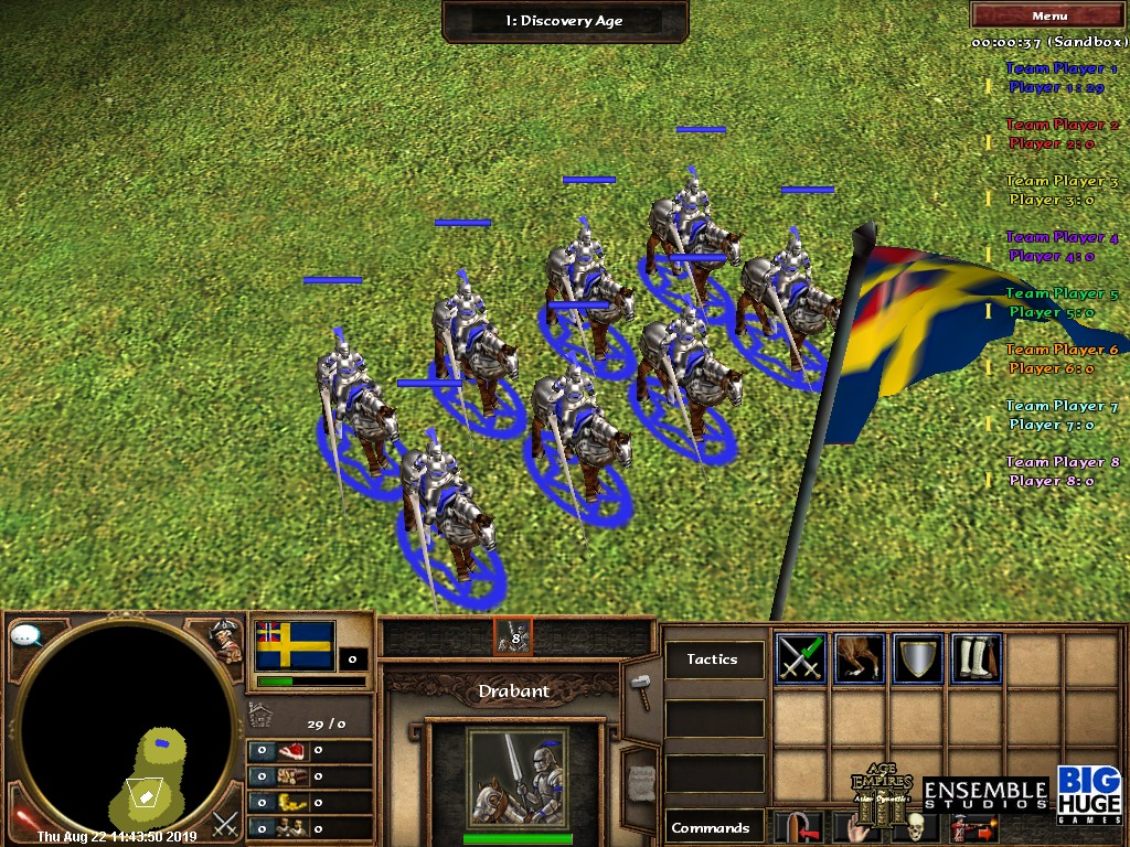 Swedish Drabant image - Age of empires 3:Country Wars mod for Age of Empires III: The Asian Dynasties - Mod DB