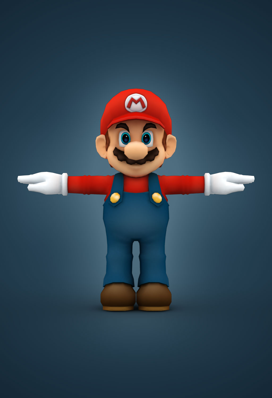 Bad Mario Guys Characters